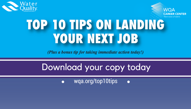 Download your copy of Top 10 Tips on Landing Your Next Job.